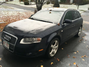 2007 Audi A4 2.0T Wagon (REDUCED)