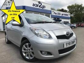 2011 Toyota YARIS 0% FINANCE OFFER ON THIS CAR Manual Hatchback