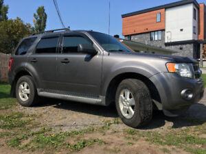 2009 Ford Escape VUS