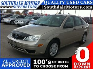 2007 FORD FOCUS SE * POWER GROUP * EXTRA CLEAN