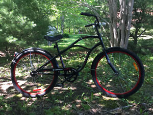 Airwalk Single Speed Cruiser Bike