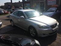 Lexus IS 220d 2.2TD 4 DOOR - 2008 08-REG - FULL 12 MONTHS MOT