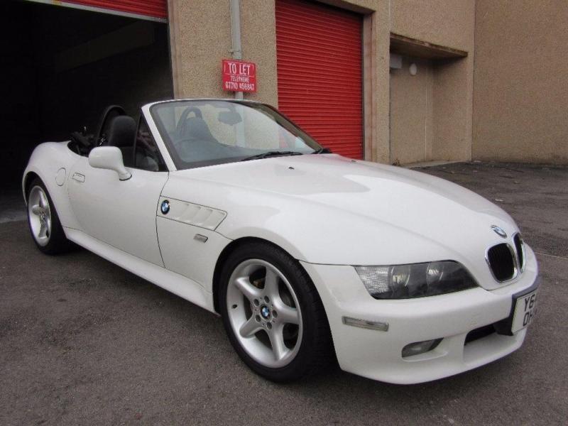 2001 BMW Z3 2.2 Roadster 2dr
