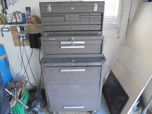 KENNEDY tool chest - top+middle+base