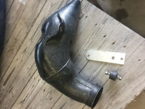 Kawasaki 750 SX/SXI Limited Factory Wet Pipe (Pipe Only)