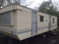 Static caravan for rent 150pw