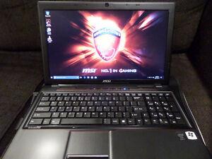 MSi Gaming Laptop - Intel i7 4710HQ - 16GB RAM - GeForce 840M 2G