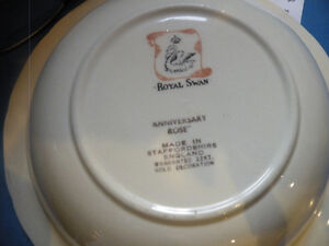 Vintage Royal Swan Anniversary Bowl Kawartha Lakes Peterborough Area image 2