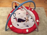 Mothercare Nautical Play Mat Baby Gym