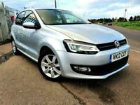 2012 Volkswagen Polo 1.4 Match 5dr HATCHBACK Petrol Manual