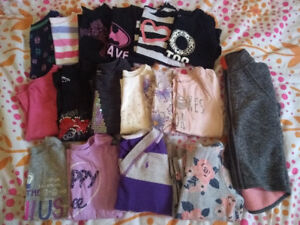 Size 4t girls long sleeve shirts