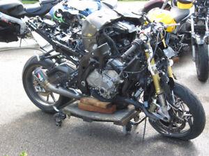 2011 bmw  s-1000rr parts bike
