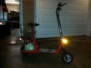 Stolen Gas Powered GoPed Kitchener / Waterloo Kitchener Area image 1