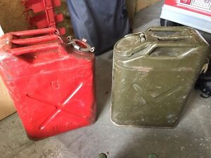 Jerry Can militaire