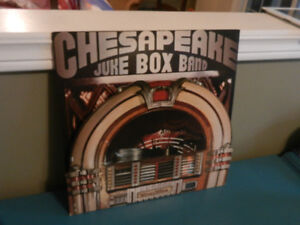 Vinyl Record/LP Chesapeake Juke Box Band Psychedelic