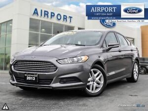 Ford Fusion SE FWD with only 98,721 kms 2013