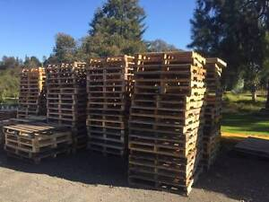 Aus Pallets and Recycling Fairfield Fairfield Area Preview