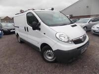 Vauxhall Vivaro2900CDTI SWB (facelift) White, Direct From BT 2006 (56)