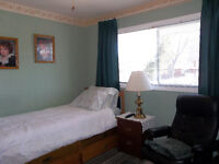 Perfect area for Conestoga Student. Furnished room SEPT 1st.
