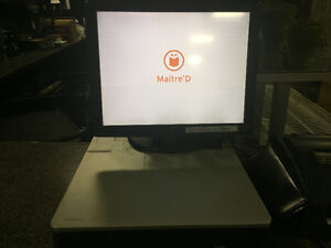 MAITRE'D HOSPITALITY COMPUTER STATION