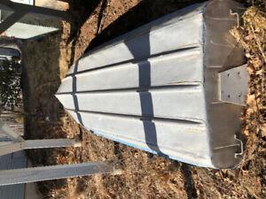11' aluminum boat