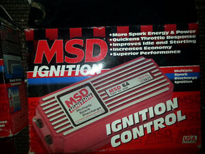 MSD IGNITION 6A PLUS HELI CORE WIRES