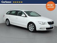 2012 SKODA SUPERB 1.6 TDI CR SE GreenLine II 5dr Estate