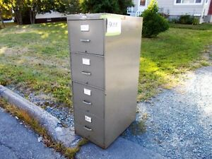 FREE FOUR DRAWER FILING CABINET