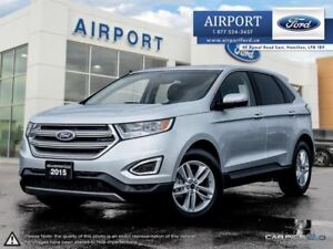 2015 Ford EDGE SEL FWD with only 30,655 kms