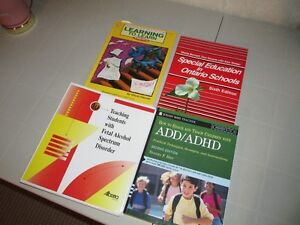 Textbooks for Educational Assistant Course