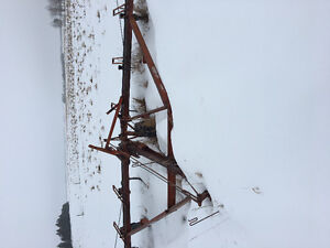 Farm Machinery Scrap - Come and get it!