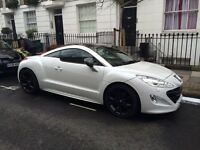 Peugeot RCZ limited addition