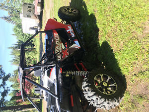 2014 Arctic Cat Wildcat X 1000 UTV Side X Side SXS