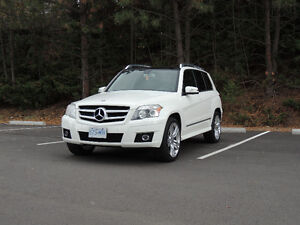 2010 Mercedes-Benz GLK-Class Premium/Media/Sport/Lighting Pckgs