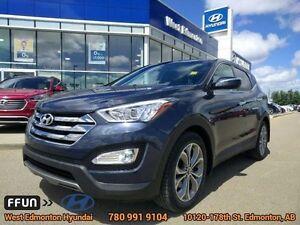 2013 Hyundai Santa Fe Sport LIMITED  - $204.53 B/W