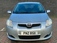 2008 Toyota Auris 1.6 VVTi TR 3dr HATCHBACK Petrol Manual