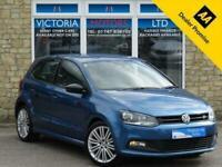 2017 Volkswagen Polo 1.4 TSI BLUEGT Turbo Petrol AUTO 5 Dr Hatchback Petrol Auto