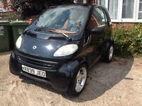 Smart ForTwo 450 City Coupe