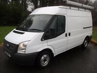 2012 12 FORD TRANSIT 2.2 280 1D 99 BHP ** FINANCE AVAILABLE ** DIE