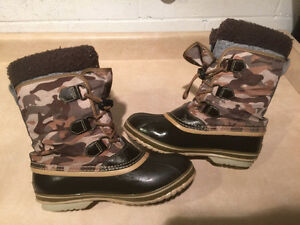Women's Sorel Waterproof Winter Boots Size 7 London Ontario image 6