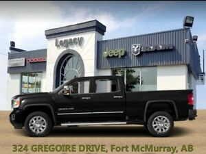 2016 GMC Sierra 2500HD Denali  - Navigation -  Leather Seats