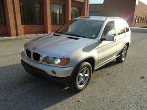 2003 BMW X5 3.0 SUV - SOLD