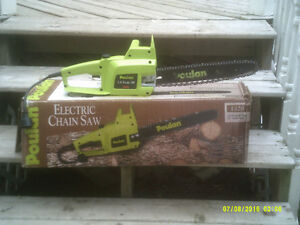 POULAN PRO ELECTRIC CHAINSAW Kawartha Lakes Peterborough Area image 3