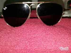 Authentic Ray-Ban 'Classic' Aviator Sunglasses