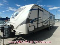 2014 CROSSROADS SUNSET 32RL TRAVEL TRAILER