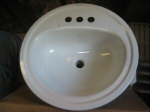Oval Bathroom Sink
