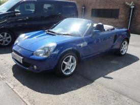 2005 Toyota MR2 1.8 VVT-i Roadster 2dr