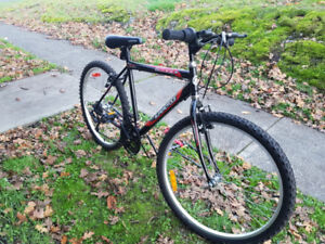 "26"" Mountain Bike FOR SALE (Barely Used)"