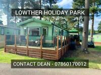 Static caravan holiday home for sale Lake District cumbria near Ullswater