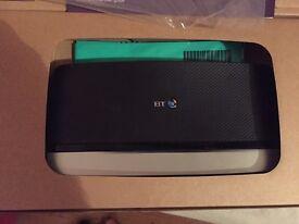 BT hub broadband box